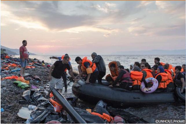 via UNHCR/I.Prickett