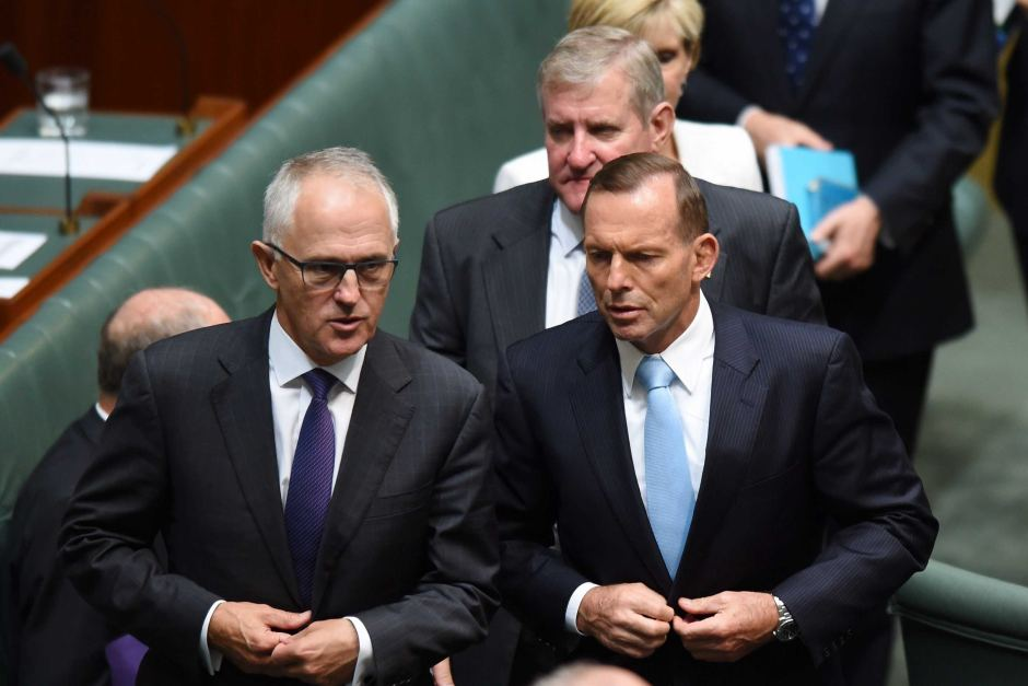 Abbott's health legacy and influencing the Turnbull Government – Part 1