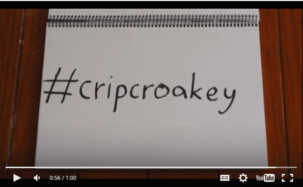 CripCroakey is fully funded and ready to go!
