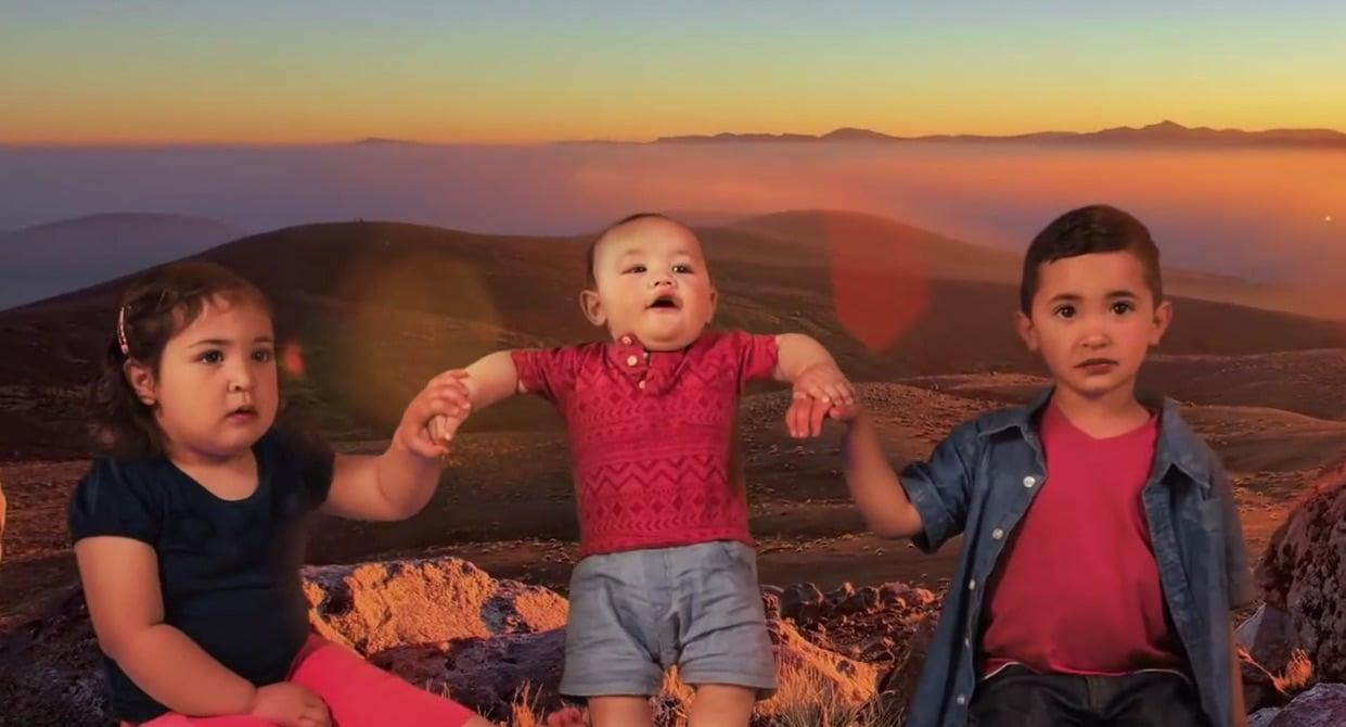 Walking with Families: Image from Te Pou Matakana website, NZ