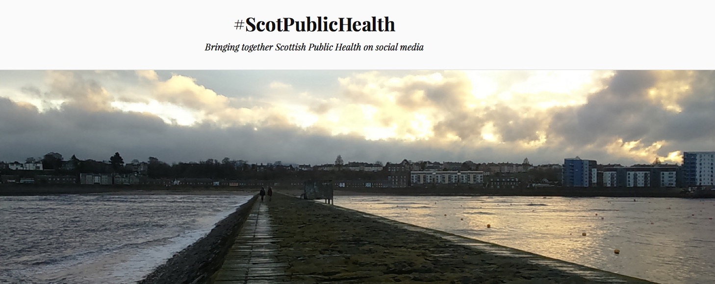 Join @WePublicHealth this week for some Scottish and global perspectives on public health