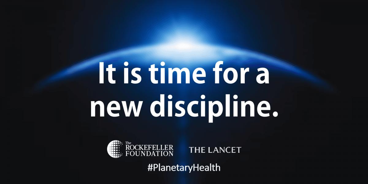 Planetary Health – the new public health paradigm