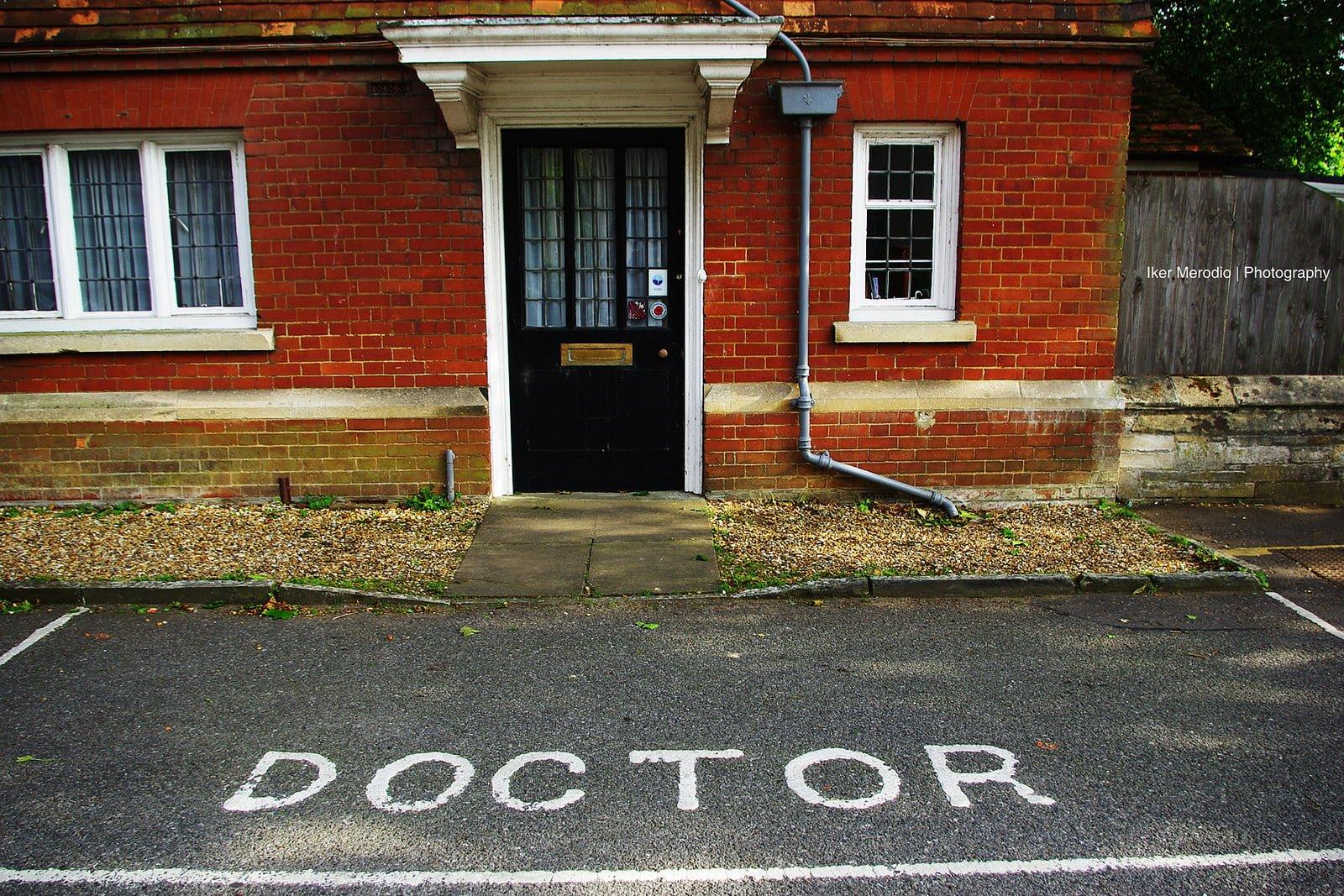 In defence of Victoria's doctors health service