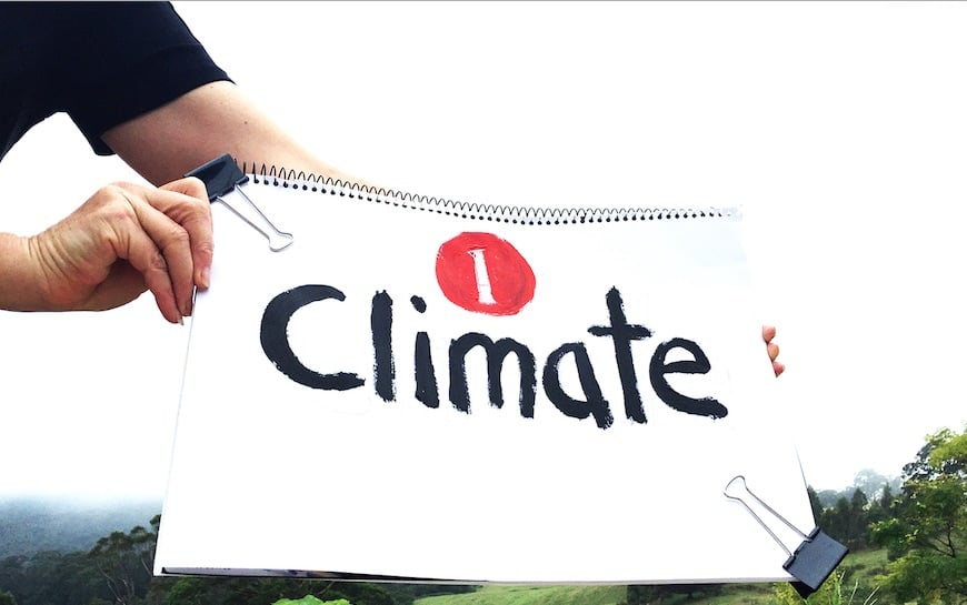 A social journalism project profiling climate and health