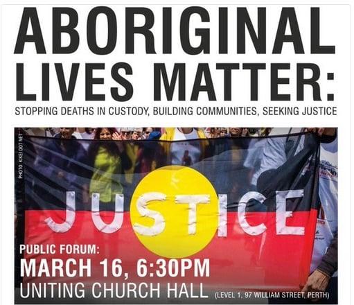 Art project puts a powerful spotlight on Aboriginal deaths in custody
