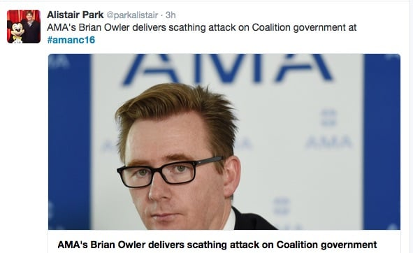 Wrapping a stack of health election news - and an AMA blast for the Government's health record