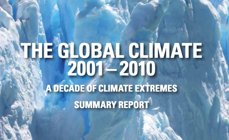 Image from World Meterological Organization report
