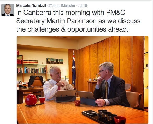 ...and now for your health briefing, PM