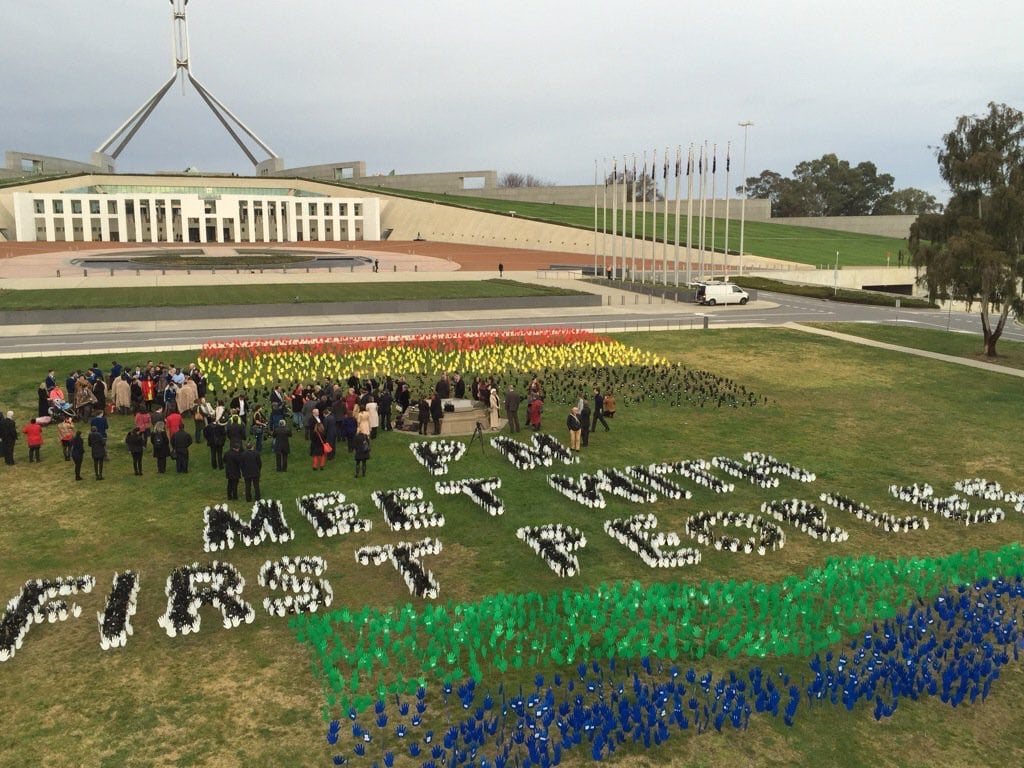 First Peoples issue First 100 Days challenge to PM