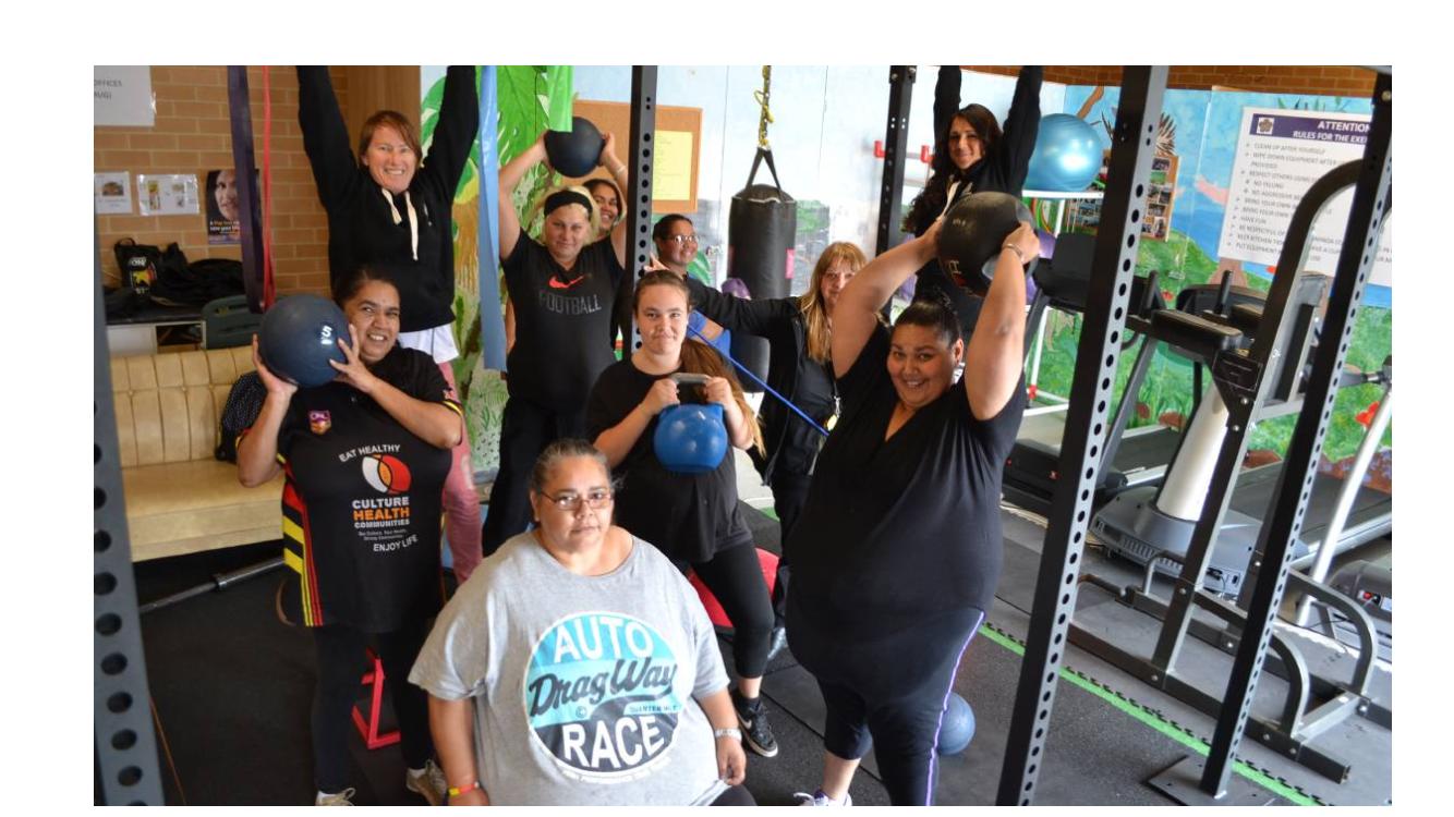 Dead or Deadly: courtesy Waminda Aboriginal Women's Health Service, 2015