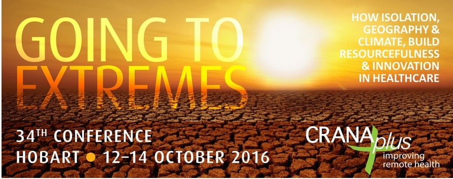 Heading to the CRANAplus conference? Tweet us some photos from your travels