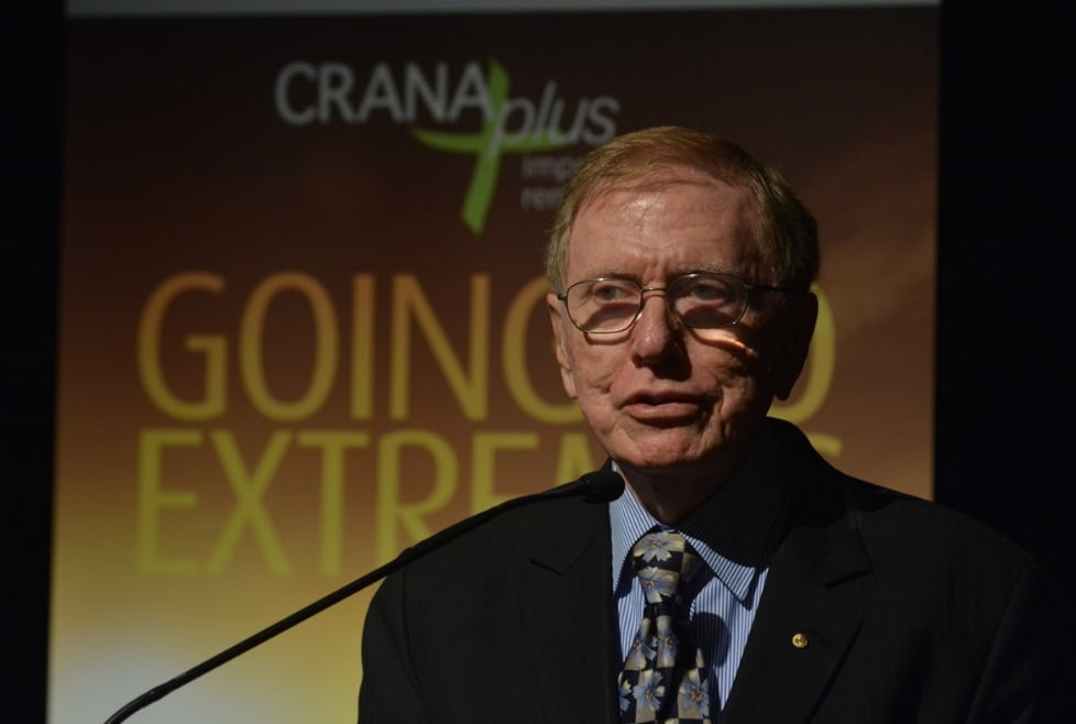 Michael Kirby on the personal impacts of plebiscite debate - and other highlights from CRANAplus 2016