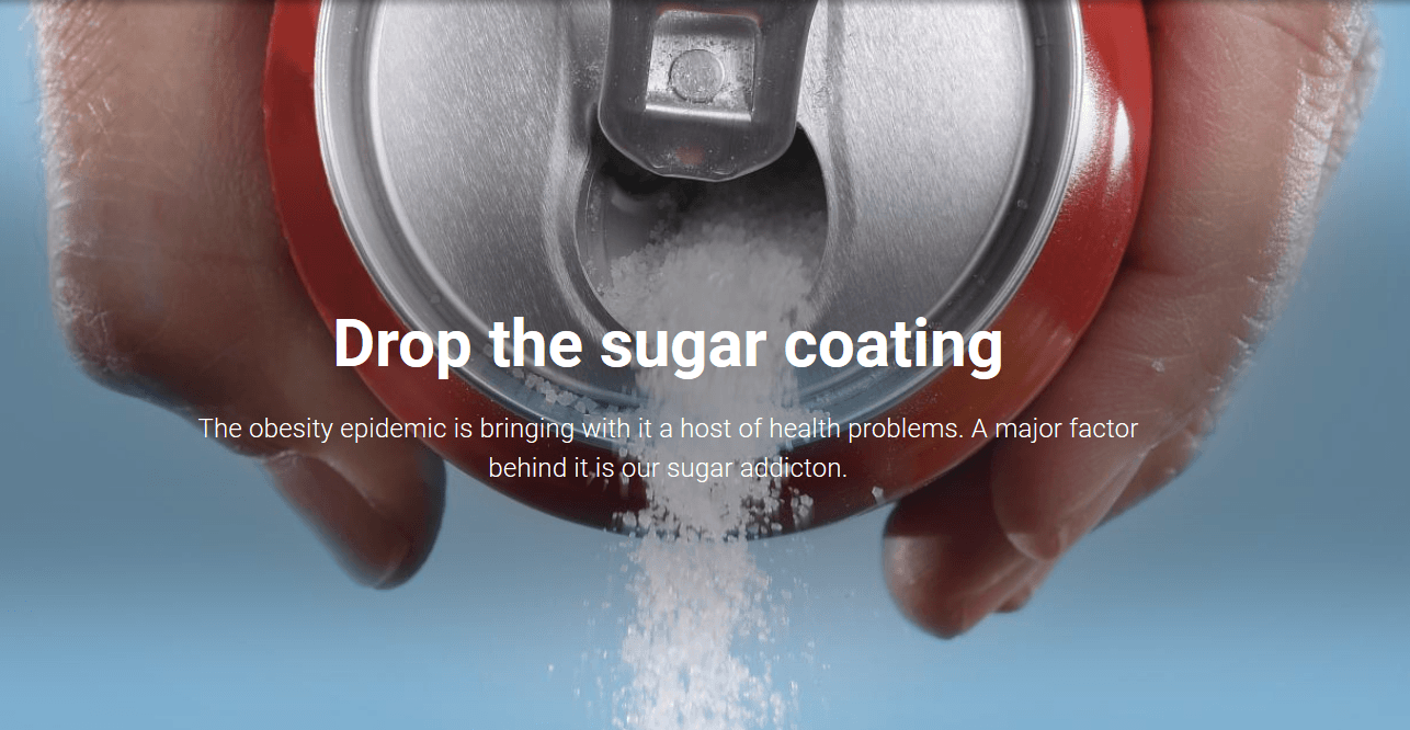 SugarbyHalf campaign launched as US study shows depths of health sponsorships