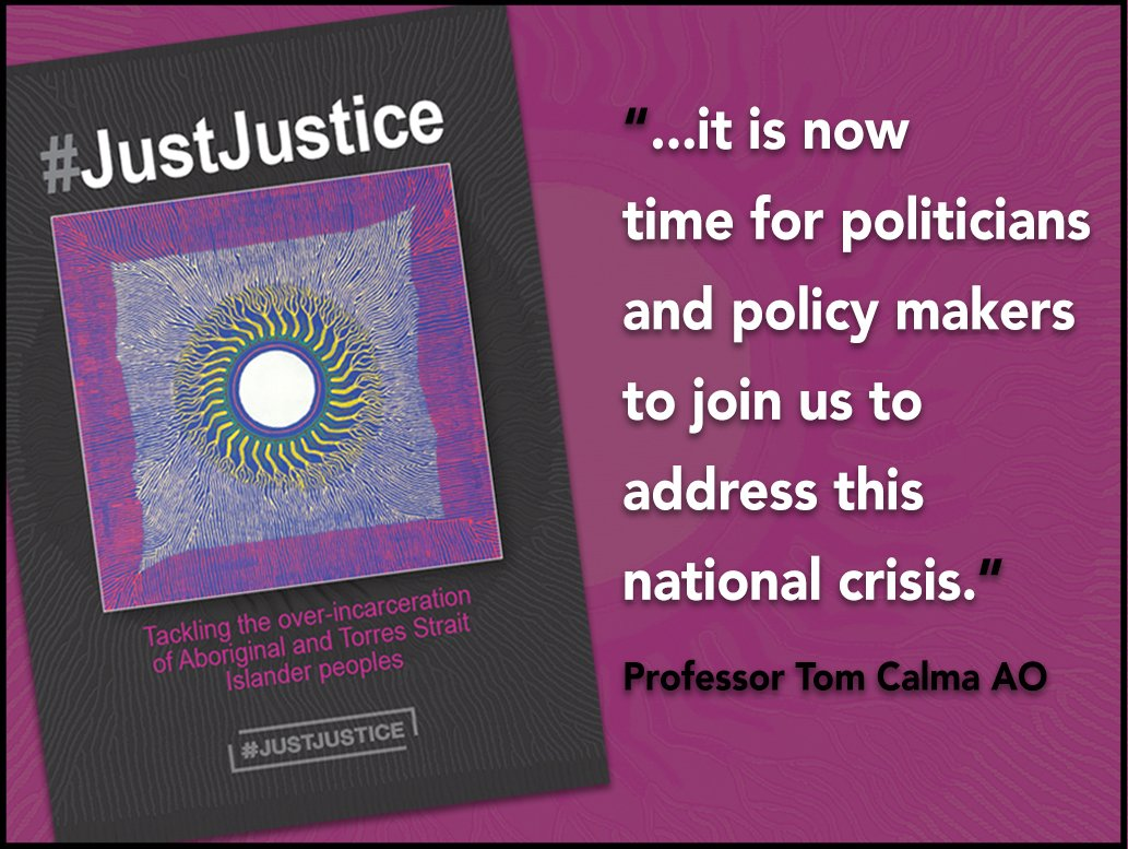 The JustJustice solutions are within our grasp: Professor Tom Calma