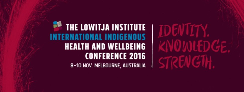 Follow #LowitjaConf2016