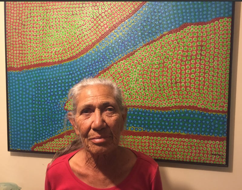 Phyllis Simmons: the vital importance of Aboriginal visitor schemes