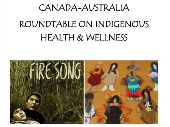 Canadian-Australian collaboration puts a focus on Indigenous health and wellbeing