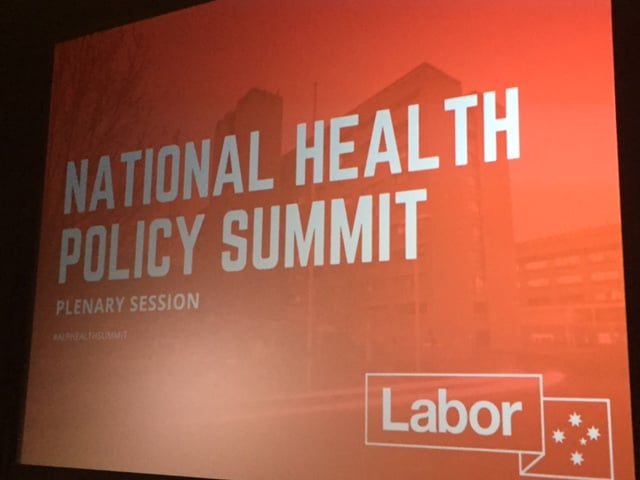 CroakeyTV: interviews with health experts from the Labor National Health Summit