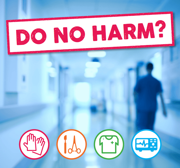 Do no harm? Hidden costs & human rights abuses in medical goods provision