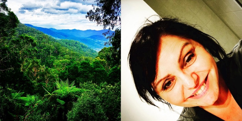 Tess Ryan: finding wellness in land, sky, trees and water
