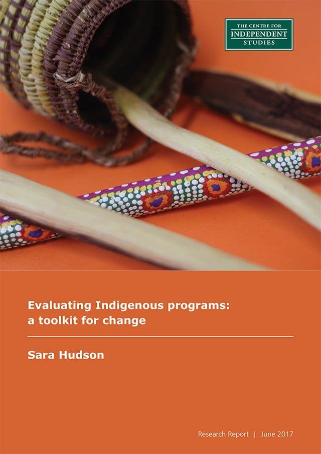 Co-accountability in Indigenous program evaluation and service delivery
