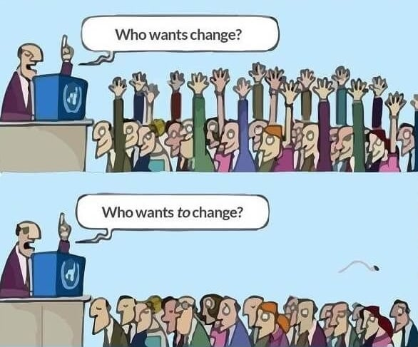Commissioning is about change, not competition