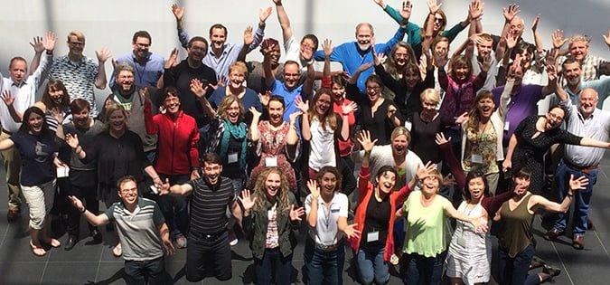 Photo courtesy Alan Alda Center for Communicating Science, Stony Brook University