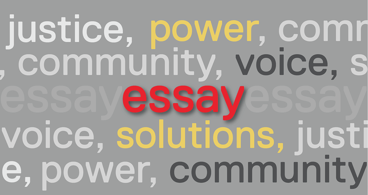 $5,000 essay competition re-launches, with a focus on inequality and health