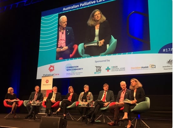 Laying down the euthanasia challenge to the palliative care field: are you ready?