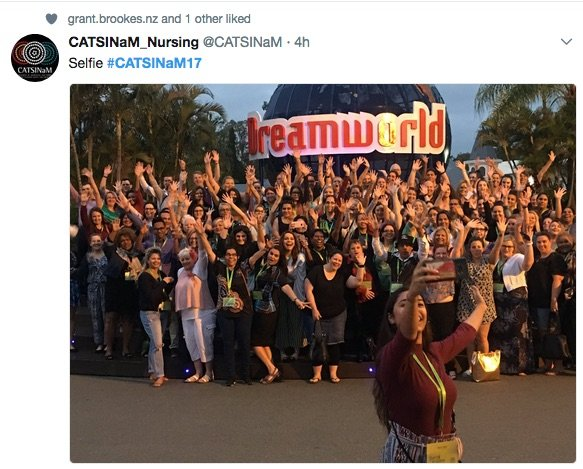 Get your #CATSINaM17 conference report here!!