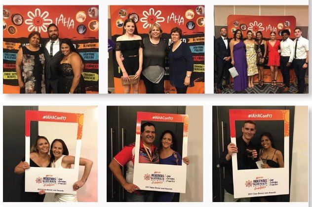 New report features Indigenous allied health professionals - from #IAHAConf17