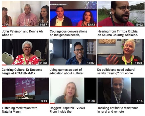 Welcome to your summer viewing guide – from Croakey TV