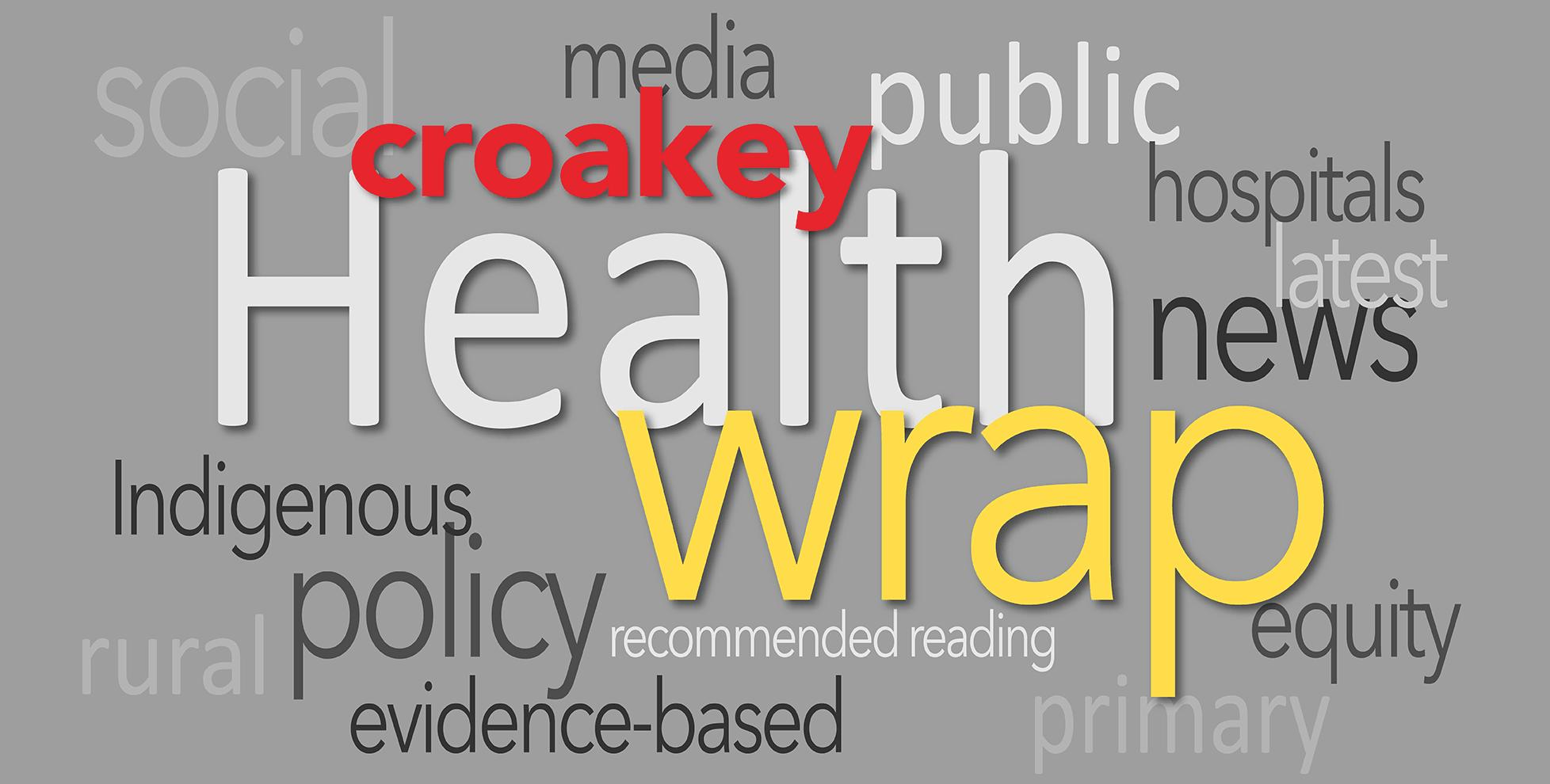 The Health Wrap: walking as medicine, rural mental health and multi-morbidities in Closing the Gap