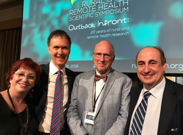 Profiling the diversity of rural and remote health research - and some questions about its impact