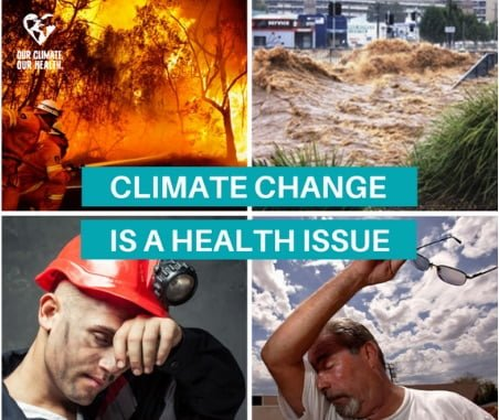Image from Climate and Health Alliance flier for 21 September symposium