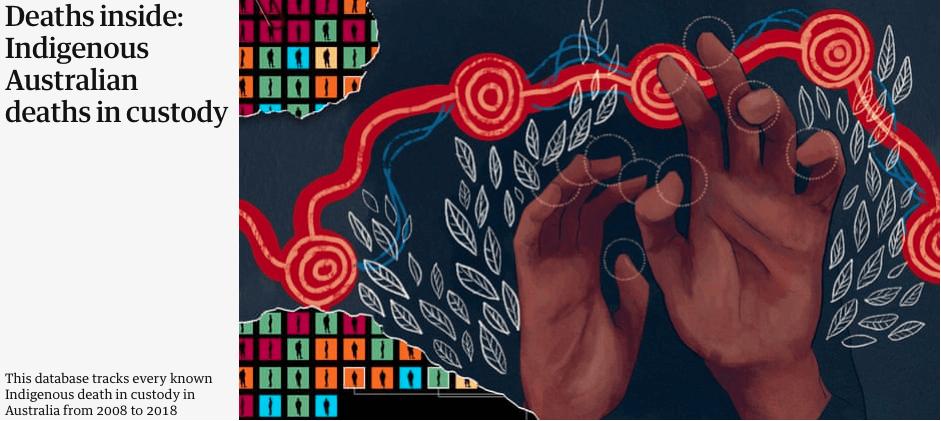 The Guardian's series on Aboriginal deaths in custody