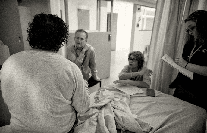 Image from: Royal Perth Hospital Homeless Team - A report on the first 18 months of operation.