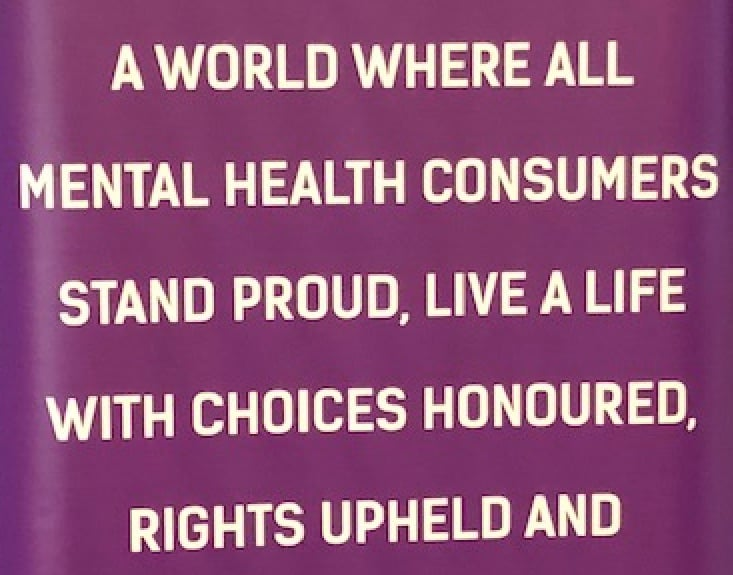 Celebrating the wide-ranging contributions of mental health consumers and allies