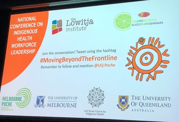 RANZCO urged to apologise to first Indigenous ophthalmologist - and more news from #MovingBeyondTheFrontline