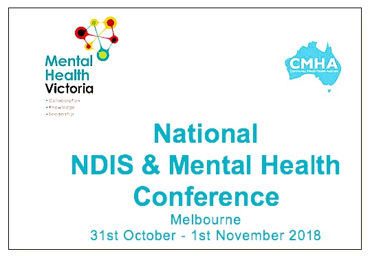 Read all about it! Reporting from #NDISMentalHealth, with strong calls to action