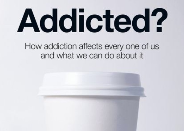 Adding something wonderful to our understanding of addiction: #CroakeyRead