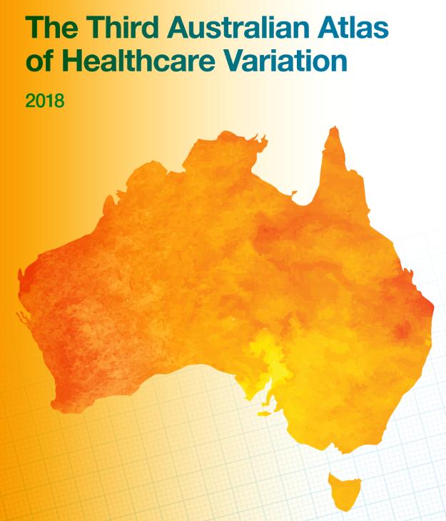 Latest Atlas of healthcare variation highlights caesarean, antibiotic, PPI, antipsychotic rates