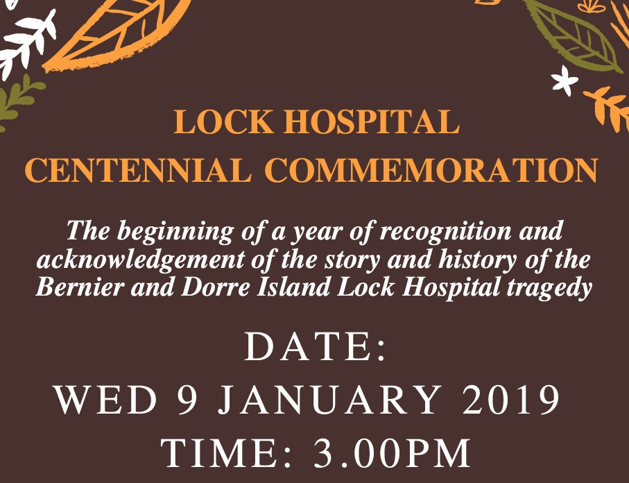 Invitation: Join a healing ceremony as part of #LockHospitals2019 year of acknowledgement