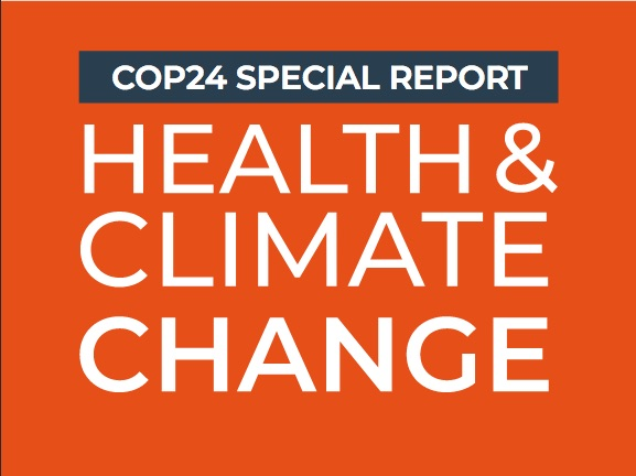 WHO calls for health leadership across all sectors for climate action