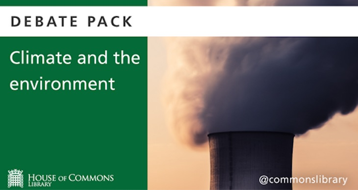 From the UK House of Commons library: briefing for an environment and climate emergency declaration