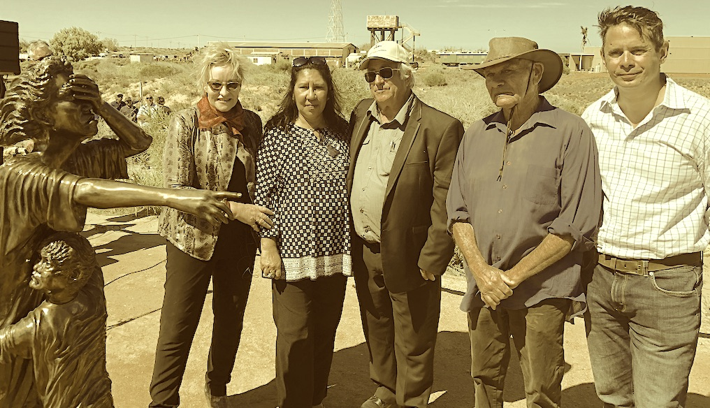 Carnarvon, a remote town stepping up for historical truth-telling