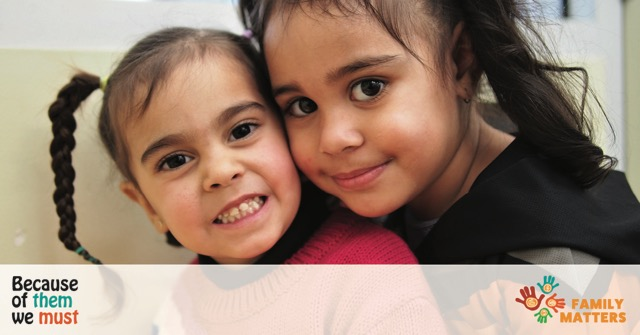 Let's build a holistic national strategy to eliminate the over-representation of Indigenous children in out-of-home care