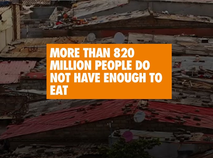 UN report spotlights global burden of hunger. And catch up on #FoodGovernance2019 news