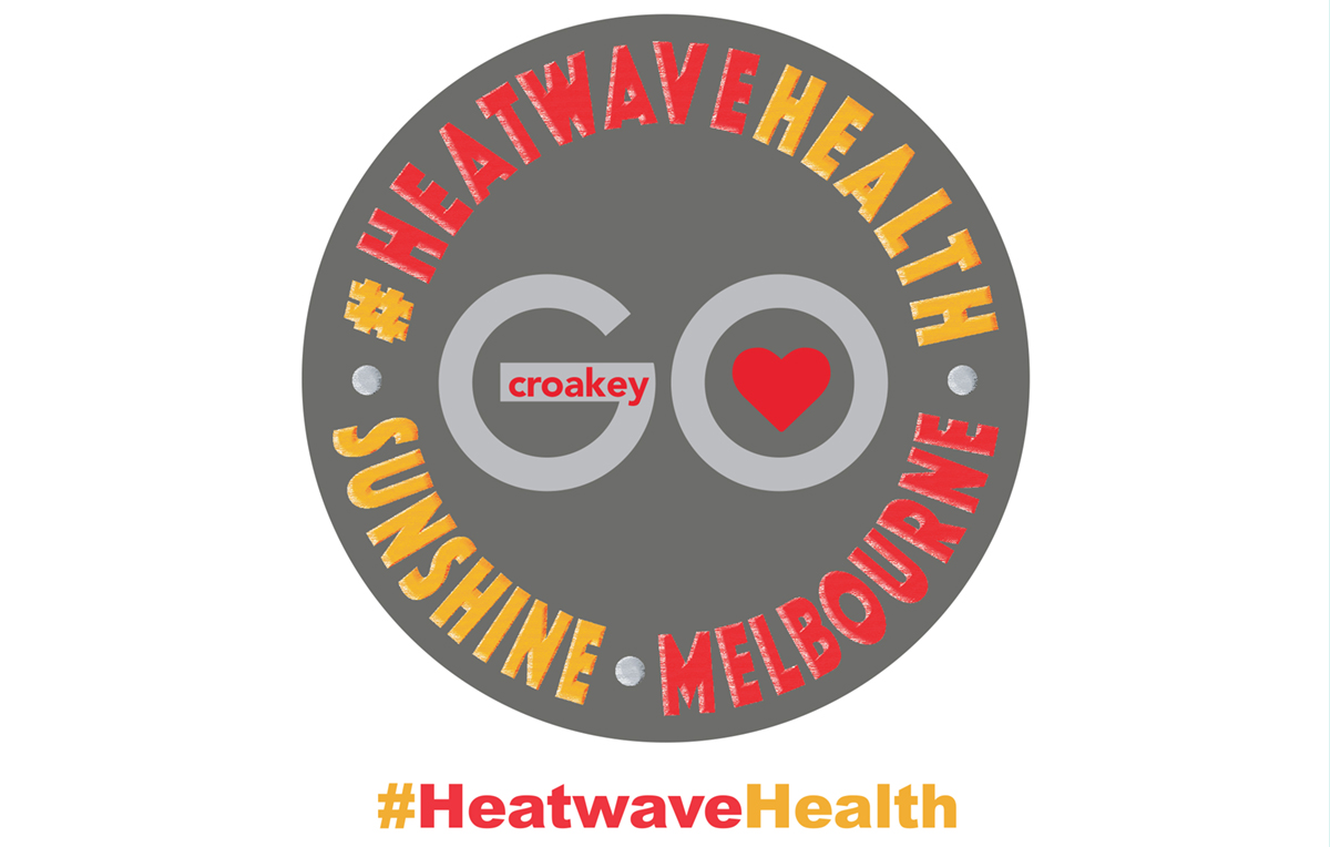 Join a #CroakeyGO in Melbourne on 11 December, all about heatwaves and health