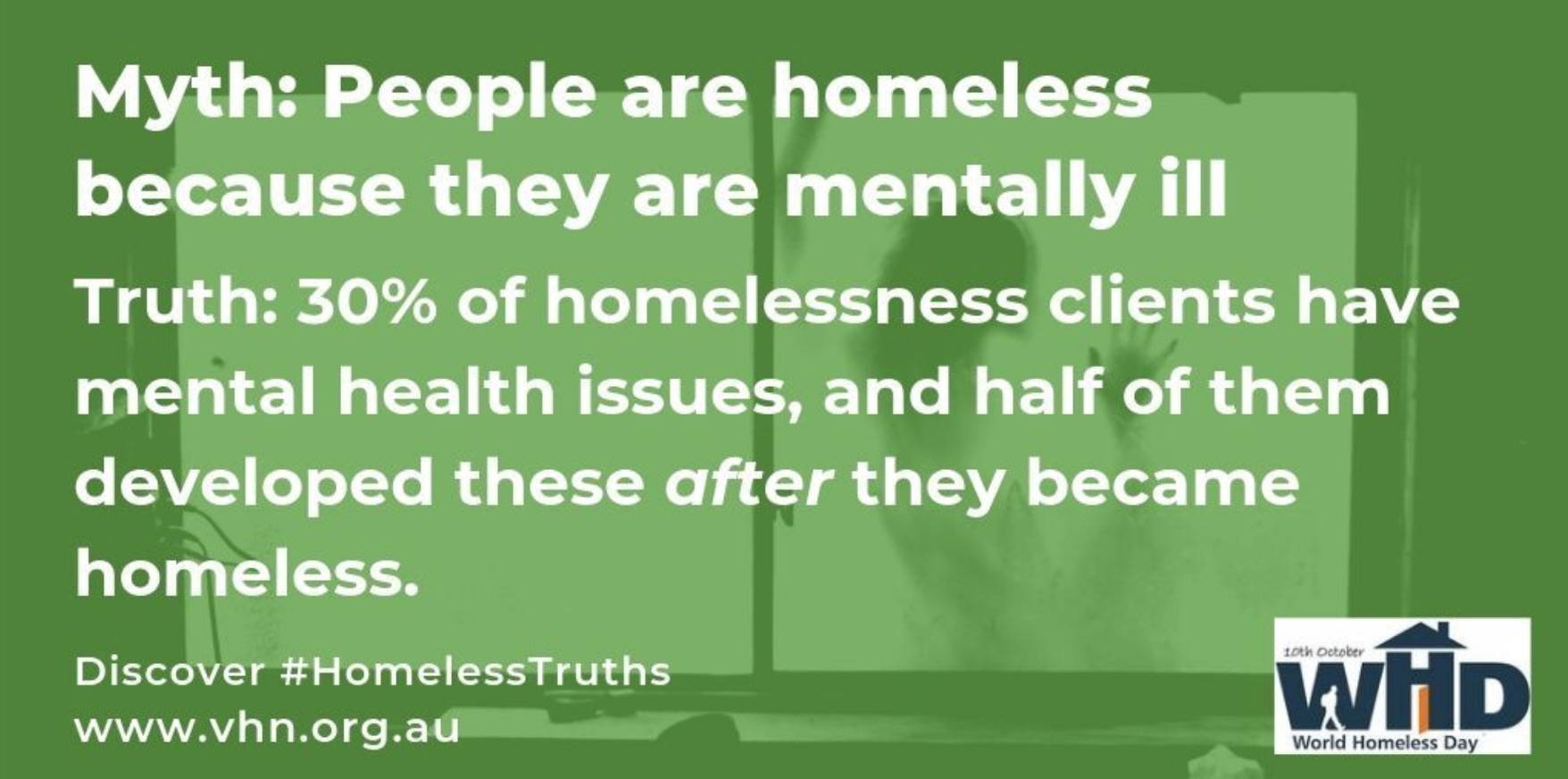From the #HomelessTruths campaign